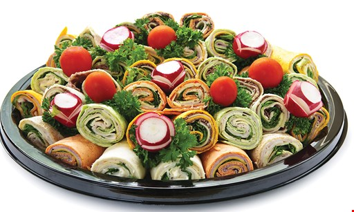 Product image for Carmine's Catering $1 off any purchase of $10 or more.