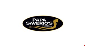 "Product image for Papa Saverio's Geneva $14.9 914"" 1-Topping Thin Crust Pizza"