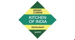 KITCHEN OF INDIA logo