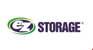 Product image for EZ Storage One Month FREE - FREE Local Move In Truck - FREE $25 Wawa Gift Card