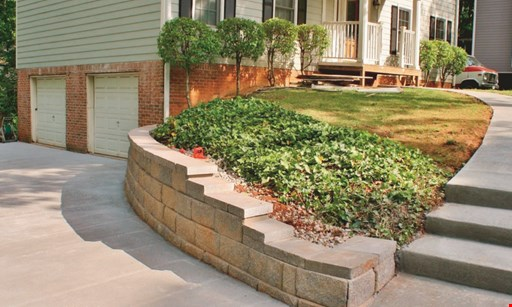 Product image for Brookes Concrete & Landscape $500 off any job
