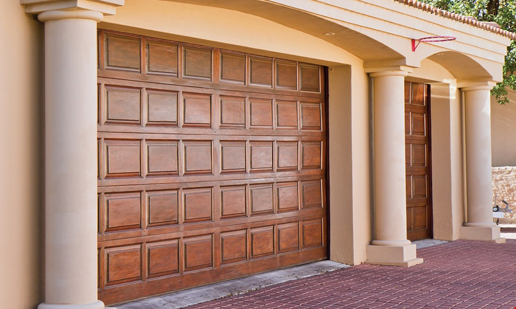 Product image for Adam Garage Door 30%off any complete service or repair.