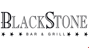 Product image for BlackStone Bar & Grill $10 free gift card with every $50 gift card purchased OR $20 free gift card with every $100 gift card purchased