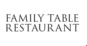 Family Table Restaurant logo
