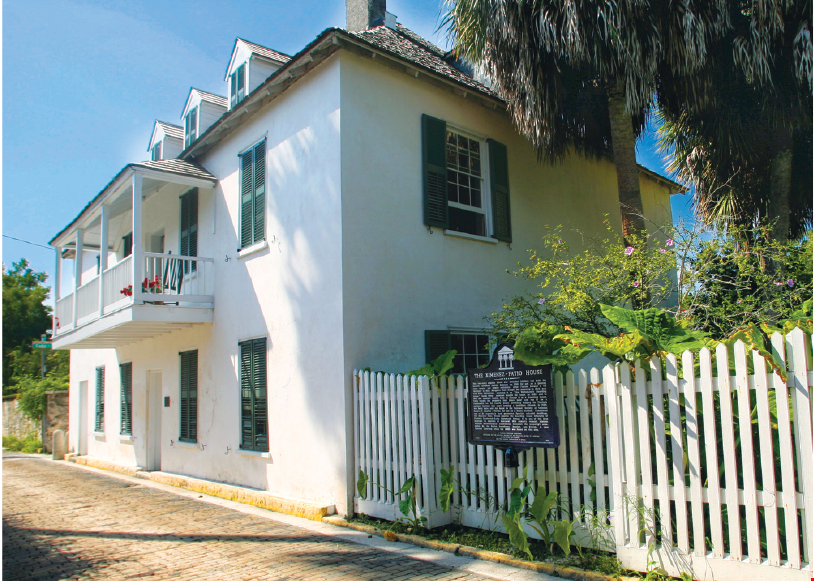Product image for Ximenez-Fatio House Museum $2.00 OFF Museum Admission