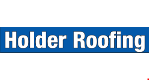 Product image for Holder Roofing $300 OFF any roof purchase with complete tear off