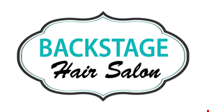 Product image for Backstage Salon $10 OFF any color & cut combo. New Clients Only