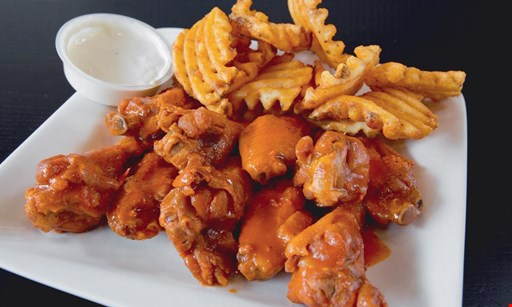 Product image for Atomic Wings $5 Off any purchase of $25 or more