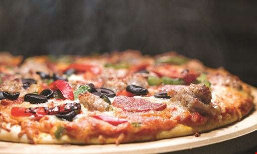 Product image for La Bella Pizza & Gyros $15.99 2 gyros & fries