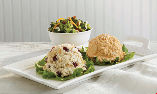 Product image for Chicken Salad Chick- Cleveland free Kid's Meal with purchase of two adult meals