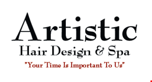Product image for Artistic Hair Design & Spa Free Initial Consult.