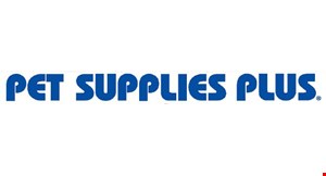 Product image for Pet Supplies Plus $10 OFF any purchase of $50 purchase.