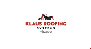Product image for Klaus Roofing Systems By Quality 1St $500 Off