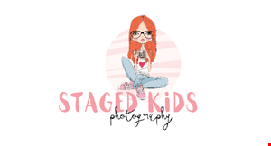 Product image for Staged Kids Photography $25 certificate can be applied to any session