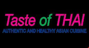Taste of Thai logo