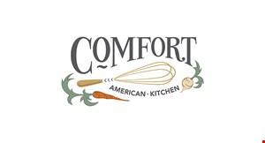 Comfort American Kitchen logo