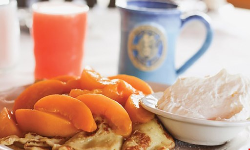 Product image for Original Pancake House 20% OFF breakfast or lunchfrom 7am-3pm