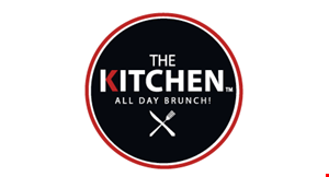 Product image for The Kitchen All Day Brunch $3 OFF any purchase of $15 or more.