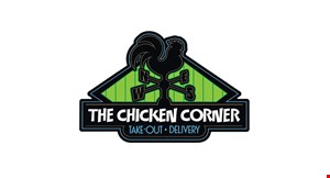 Product image for The Chicken Corner $3 off any purchase