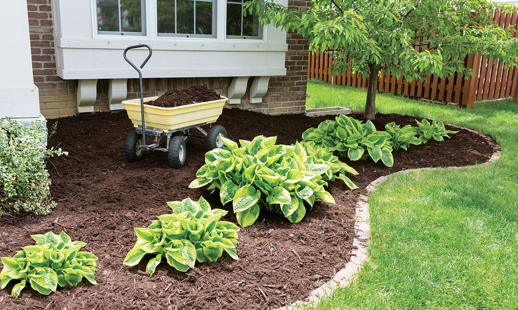 Product image for Woodchucker's Mulch Additional $5 OFF order made online www.woodchuckersmulchwi.com.
