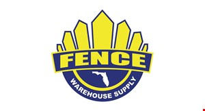 Product image for Fence Warehouse Supply 10% off any fence or paver job.