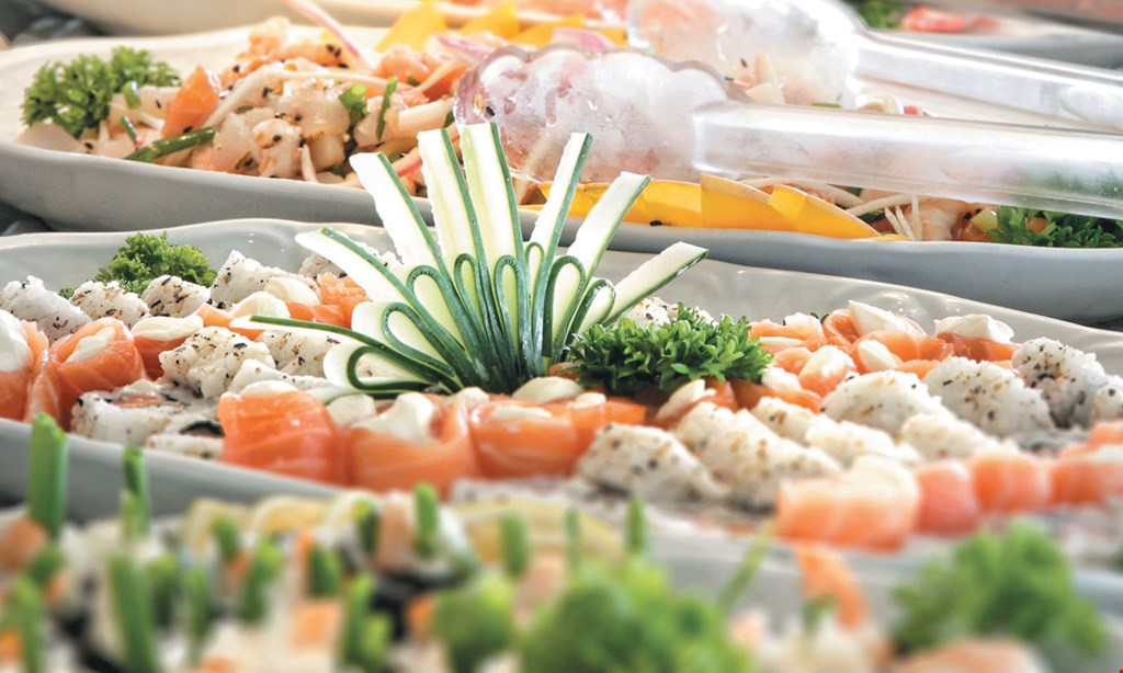 Product image for Tokyo Bay - Roswell 10% Off lunch menu