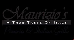 Maurizio's logo