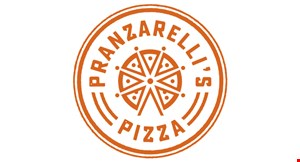 Product image for Pranzarelli's Pizza $26.99 any 2 large pizzas