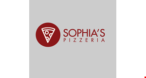 Product image for Sophia's Pizzeria $2 Off any X-large pizza
