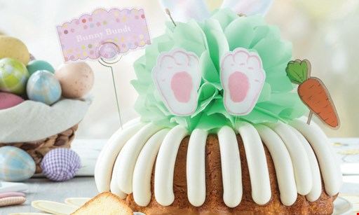 Product image for Nothing Bundt Cakes 10% Off any purchaseof $25 and over