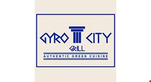 Product image for Gyro City Grill $2 OFF any purchase