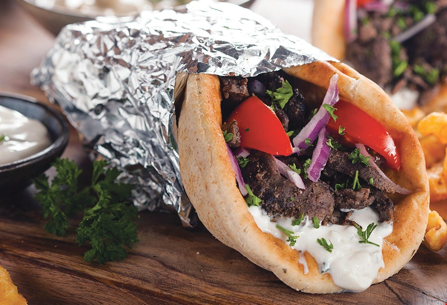 Product image for Gyro City Grill $10 OFF ANY ORDER of $55 or more.