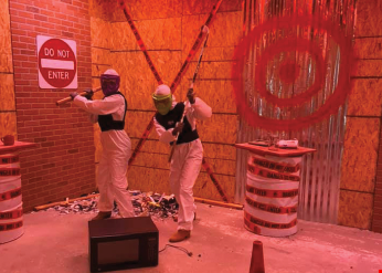 Product image for Just Smash It Rage Rooms 20% OFF groups of 10 or more people for rage room reservations required