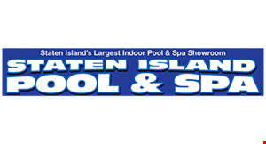 Staten Island Pool & Spa logo