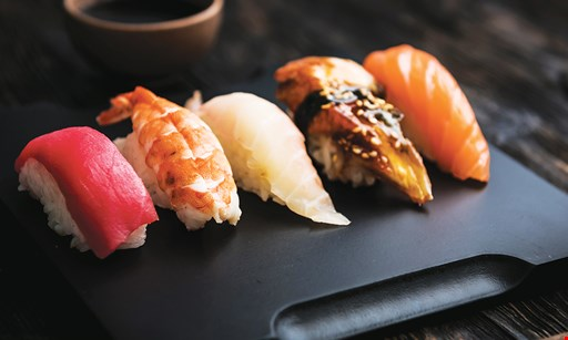 Product image for Boto Sushi 20% off entire order