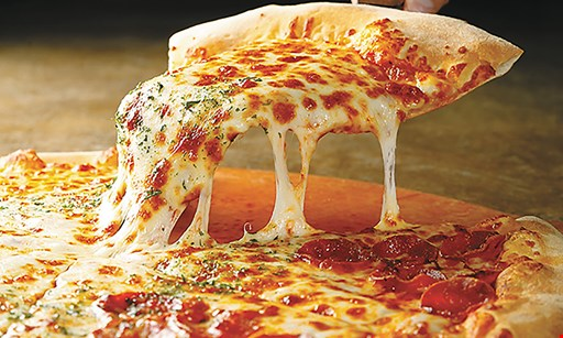 Product image for Bravo NY Pizza $19.99 for two large cheese pizzas.