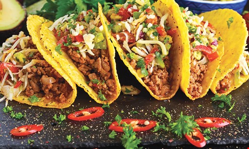 Product image for Fuzzy'S Taco Shop Of Cincinnati FREE Baja taco