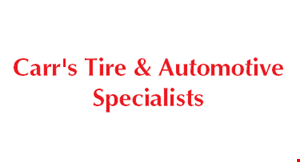 Product image for Carr'S Tire & Automotive Specialists, Inc. $49.95 PA State Inspection And Emissions Regular Price $87.