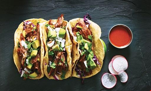 Product image for Fuzzy's Taco Shop FREE Baja taco