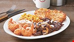 Product image for New Ihop Of Dayton ENTRÉE - BOGO at 50% off - Buy any entree at regular price and get a 2nd entree at 50% OFF. 50% off entree to be of equal or lesser value