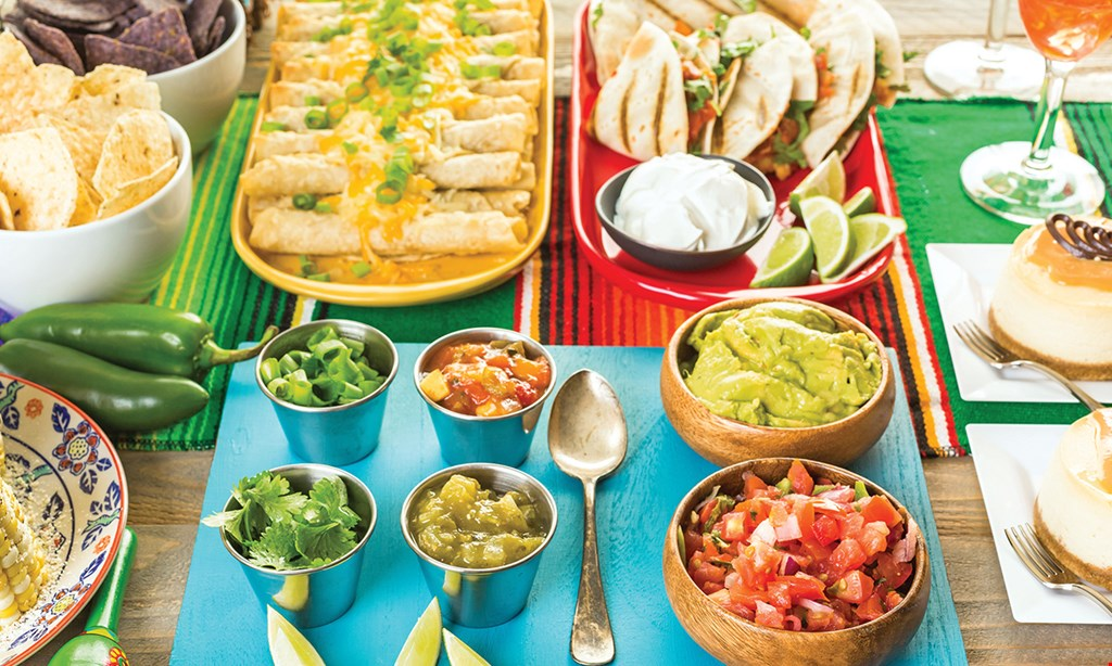Product image for Salsa Fiesta Grill Only $45 family meal to-go