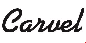 Product image for Carvel Delray Beach $3 off any purchase
