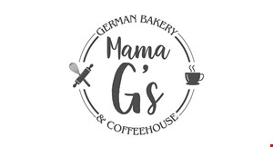 Product image for Mama G'S Coffee Bakery Sarasota FREE coffee with any purchase of $8 or more