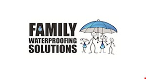 Product image for Family Waterproofing Solutions 20% Off all jobs