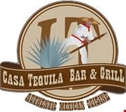Product image for Casa Tequila Bar & Grill 15% off takeout order OR FREE delivery.