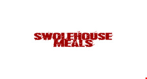 Product image for Swole House Buy 2 lunch sandwiches, heroes or wraps, get 1 free or buy 1 breakfast sandwich, hero or wrap get 1 50% off