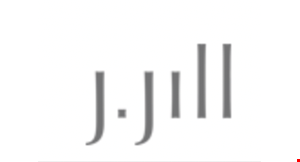 Product image for J Jill 30% off one full priced style