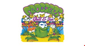 Product image for Frogger's Grill & Bar - Apopka 20% off any takeout order