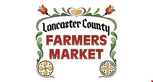 Product image for Lancaster County Farmers Market FREE Curbside Pickup