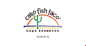 Product image for Cabo Fish Taco 1/2 off select bottles of wine with takeout & delivery